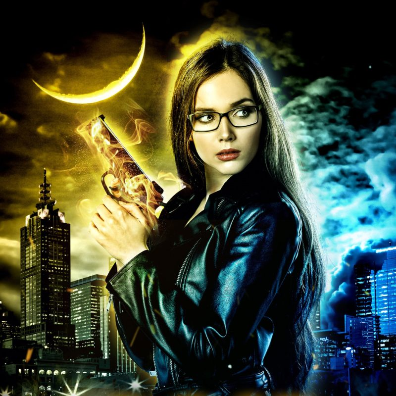 KJ Harlow – Urban Fantasy Author